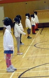 Touché - The Amazing Sport of Fencing