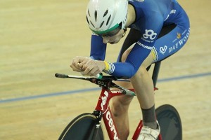 Individual Pursuit Canadian Nationals 2016